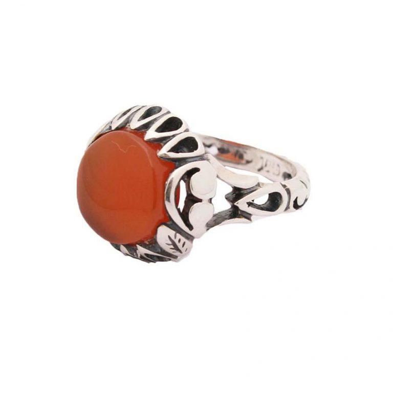 انگشتر نقره مردانه آرگو کد 2RM025